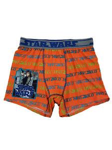 c40c95e68884 Star Wars Mens Orange Han Solo Underwear Boxer Boxer Briefs | eBay