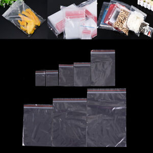 1 12 in Length Reclosable & Zipper Bags for sale | eBay