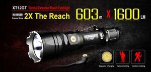 Klarus-XT12GT-Cree-XHP35-HI-D4-LED-USB-Rechargeable-Torch-18650-Battery