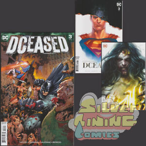 DCEASED-3-Set-of-Three-COVER-A-HORROR-VARIANT-MATTINA-VARIANT-DC-COMICS