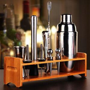 Stainless-Steel-350-530-700ML-Cocktail-Shaker-Jigger-Ice-Tong-Straw-Rack-Bar