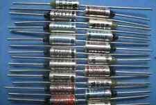 70pcs SF70E to SF240E SEFUSE Cutoffs NEC Thermal Fuse 10A 250V Assortment Kit