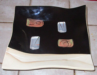 Supply Xtb Studio Pottery C Studio/ Handcrafted Pottery Beckwith 2000 Art Pottery Modernist Plate To Reduce Body Weight And Prolong Life Pottery & China