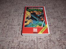 TURTLES Die Monster Pizza FILM Klassiker Teenage Mutant Hero Turtles !