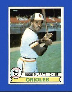 1979-Topps-Set-Break-640-Eddie-Murray-Baseball-Card-Baltimore-Orioles-HOF