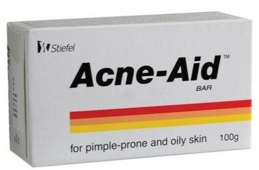 Buy Stiefel Acne Aid Soap Bar Deep Pore Cleansing Pimple