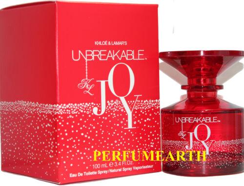 UNBREAKABLE JOY 3.3 / 3.4 OZ EDP SPRAY FOR WOMEN BY KARDASHIAN & NEW IN A BOX