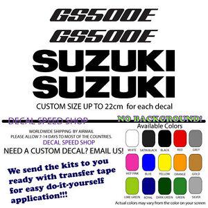 Details About Suzuki Gs500e Logo
