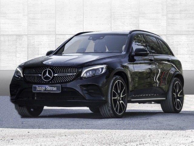 Mercedes GLC43 3,0 AMG aut. 4-M 5d - 7.680 kr.