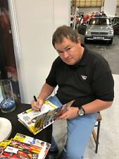 SIGNED Mike Brewer's Ultimate Guide to Supercars ? new bookazine!
