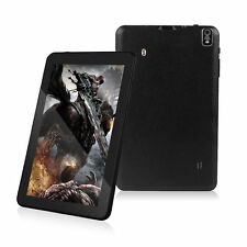 "9"" 1.3GHz 16GB Android Quad Core With Case Dual Camera Pad Tablet PC 3G WiFi"