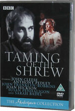 Taming Of The Shrew - BBC Shakespeare DVD New Sealed