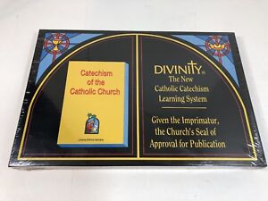 Divinity-The-New-Roman-Catholic-Catechism-Learning-System-Bible-Study-Board-Game
