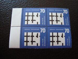 Germany-Rfa-Stamp-Yvert-Tellier-N-663-x4-N-MNH-Z19-A