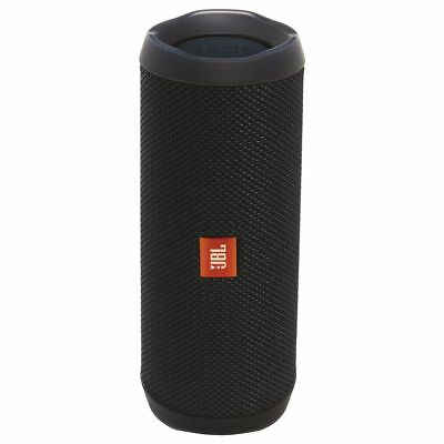 JBL Flip 4 Portable Bluetooth Speaker Black