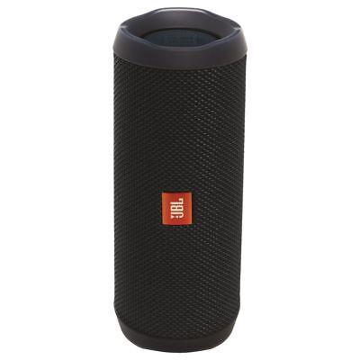 JBL Flip 4 Portable Bluetooth Speaker Black