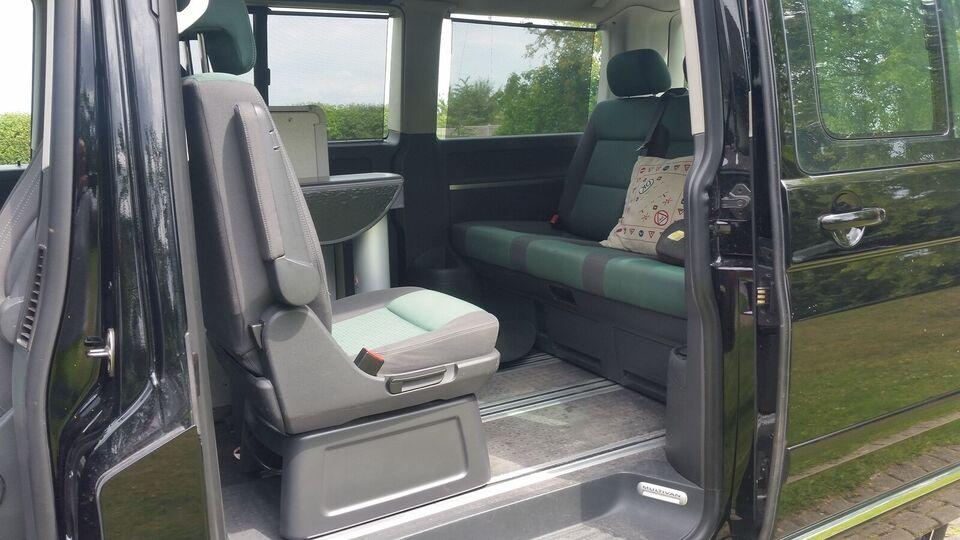 VW Multivan, 2,5 TDi 130 Comfortline, Diesel