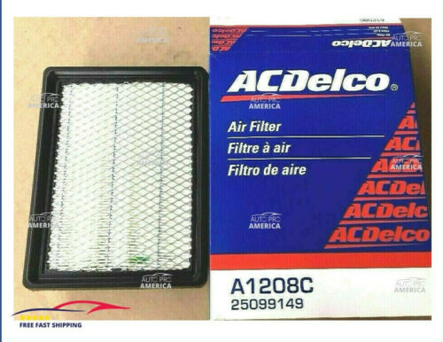 1pc NEW GENUINE GM OEM ACDELCO PRO Air Filter Buick Chevrolet A1208C