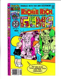 Richie-Rich-Gems-No-27-1979-034-Gem-Mirrors-Cover-034