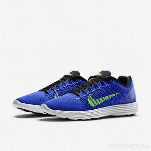 Nike LunarRacer 3 554675-431 para Hombre Ligero + Correr Tenis Lyon Azul Talla 13