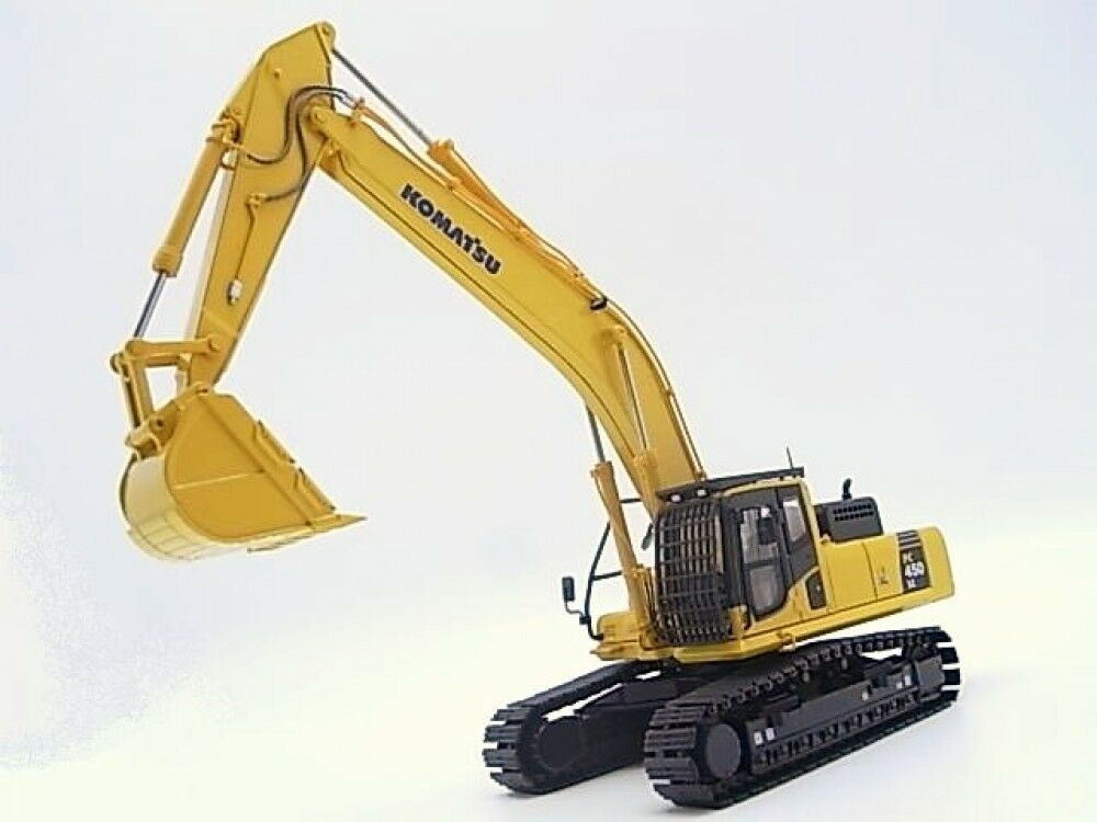 confortevole Nuovo  Komatsu excavators PC450LC crushed stone specification 1 50 50 50 diecast Japan  più preferenziale
