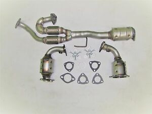 Fits Nissan Altima 3.5L EXHAUST FLEX PIPE /& CATALYTIC CONVERTER 2008-2012