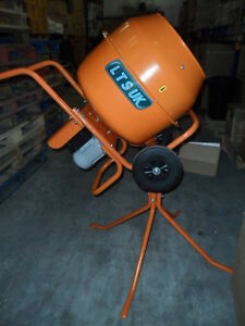 CEMENT MIXER CONCRETE MIXER WITH STAND 240 VOLT NEW 1 day  sale - <span itemprop=availableAtOrFrom>blackburn, Lancashire, United Kingdom</span> - NO REFUNDS ON CARRIAGE CARRIAGE MAINLAND UK NOT HUGHLANDS OR ISLANDS RING FOR DETAILS TEL 01254 697886 - blackburn, Lancashire, United Kingdom