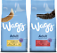 CIBO-per-Cani-Wagg-Complete-per-adulti-POLLO-e-verdure-carne-e-verdure-2-5KG-12KG miniatura 1