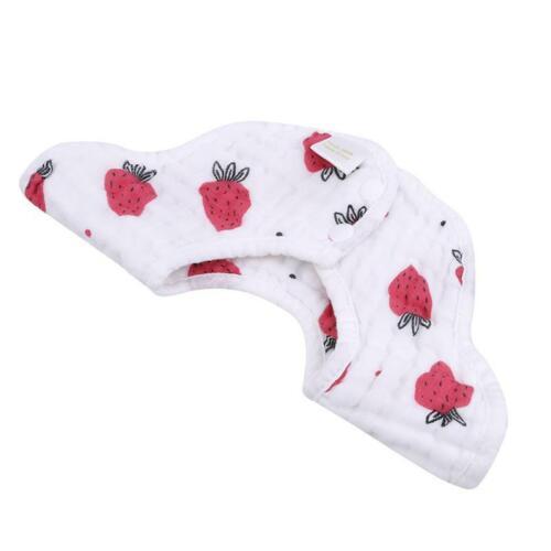 360 Degree Bandana Cloths Bibs Infant Baby Soft Towel Feeding Teething LC