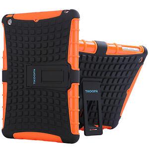 Heavy-Duty-Shockproof-Tablet-Cover-Case-Skin-for-Apple-iPad-Mini-1-2-3-Orange