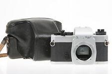 Revue Revueflex 2002, analoge SLR-Kamera mit Bereitschaftstasche #258782