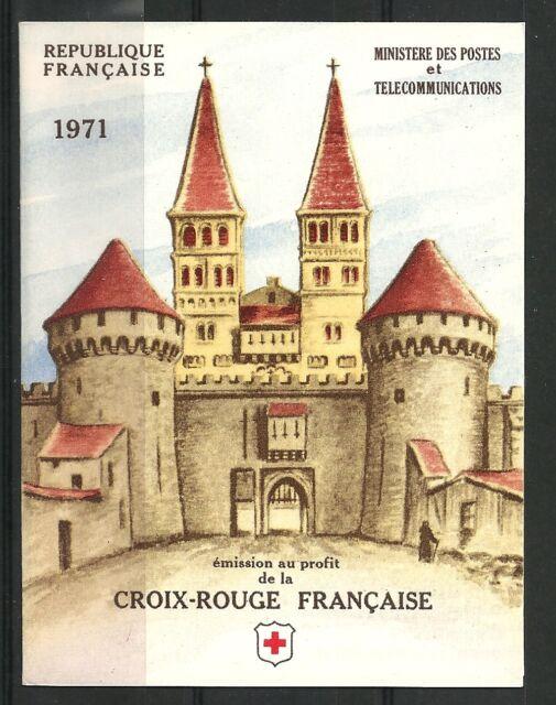 Carnet Croix-Rouge 1971 ** - Superbe