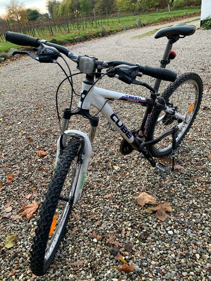 Drengecykel, mountainbike, Cube