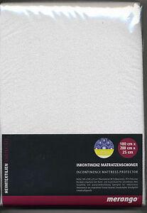 Matrazenschoner-Inkontinenz-Auflage-Bett-180x200-Frottee-Baumwolle-Schlafen