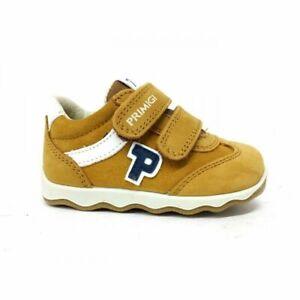 Primigi 6454222 navy sneaker bambino strappi tessuto nabuk