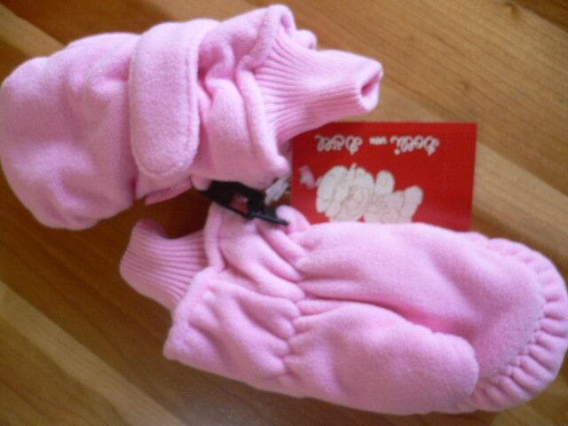de6783788d2fcd Döll Mädchen Fleece Fäustlinge Daumen rosa Gr.2 5 günstig kaufen | eBay