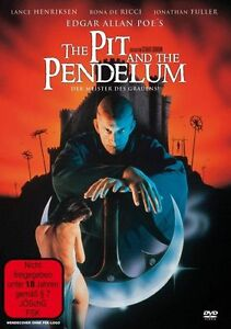 The-Pit-and-the-Pendulum-Der-Meister-des-Grauens-2012-Neu-DVD-n962