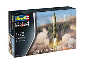 Neu Revell 03309-1//72 German A4//V2 Rocket