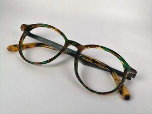 SILHOUETTE-Brille-M2171-30-C3279-Original-Vintage-Eye-Frame-Classic-Panto-Design