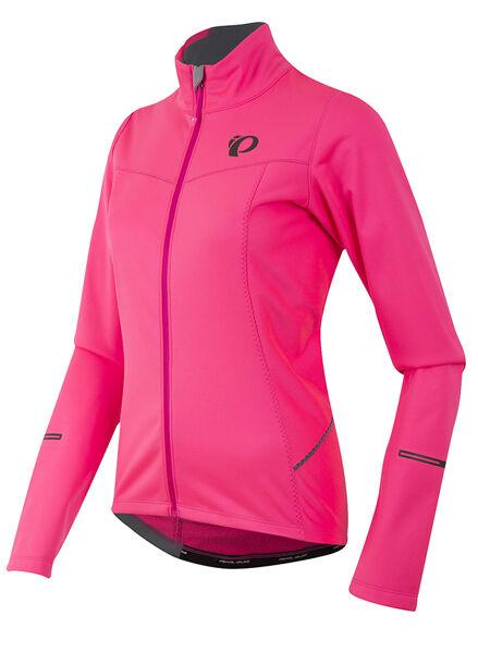 Pearl Izumi 2017 para Dama Seleccionar Escape Blanda Chaqueta Ciclismo rosado