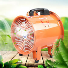 10 Atex Rated Ventilator Explosion Proof Axial Fan Extractor Fan Blower 110v