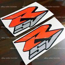 sv650 sv 650 svr sticker decal for suzuki motorcycles