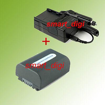 Battery Pack for Sony DCR-HC37 DCR-HC38 DCR-HC62 Handycam Camcorder