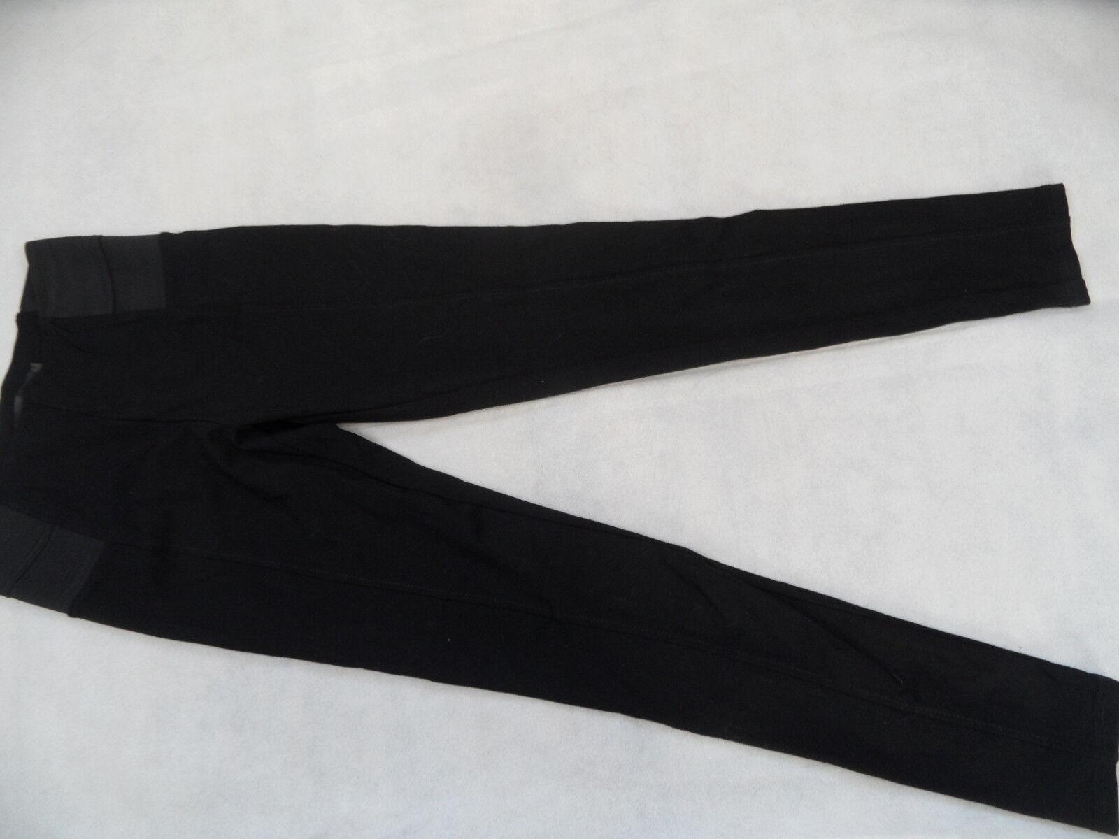 LEXXURY schmale Stretchhose schwarz Gr. S TOP ZC1018