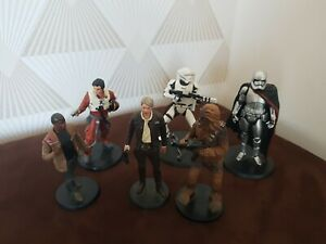 lot-figurines-star-wars-6-pieces