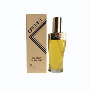 Cachet-Perfume-By-Prince-Matchabelli-3-0-Oz-Cologne-Spray-Mist-For-Women