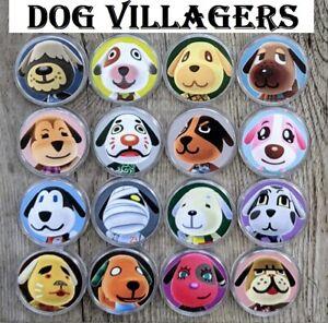 animal crossing dog villagers shep