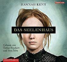 Das-Seelenhaus-6-CDs-von-Kent-Hannah-Buch-Zustand-gut