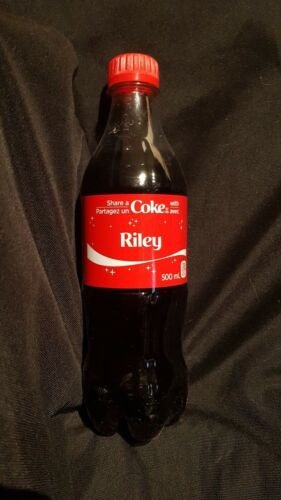 Details about  /SHARE A COKE WITH RILEY CANADA EXCLUSIVE CHRISTMAS EDITION 2018