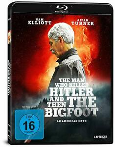 The-Man-Who-Killed-Hitler-and-Then-The-Bigfoot-Sam-Elliott-Blu-ray-NEU-OVP